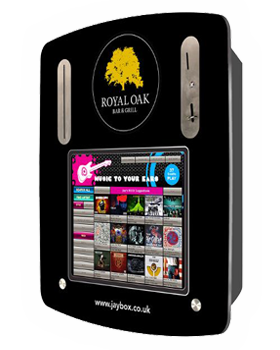 Online Digital Jukebox Solution for pubs from SB Amusements